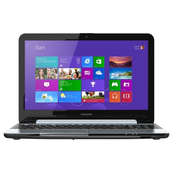 "Toshiba Satellite S955D-S5150 15.6"" LCD Notebook - AMD A-Series A8-45"