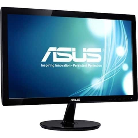 "Asus VS207T-P 19.5"" HD+ LED LCD Monitor - 16:9 - Black"