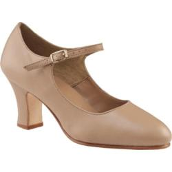 Women's Capezio Dance Manhattan 653 Caramel