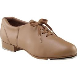 Girls' Capezio Dance Fluid Tap Caramel