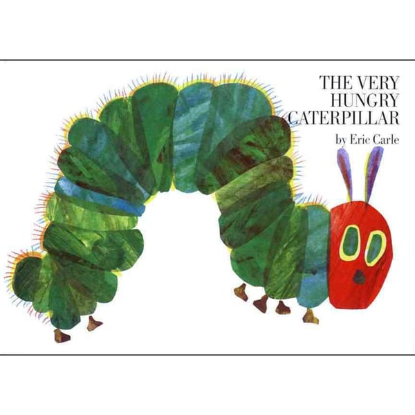 The Very Hungry Caterpillar (Hardcover)