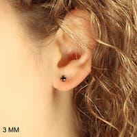 Sterling Silver Princess-cut Cubic Zirconia Earrings