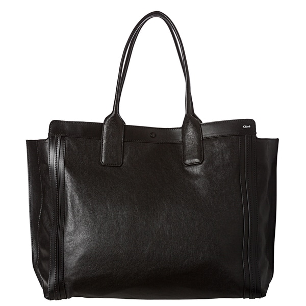 Chloe 'Alison East/West' Sheepskin Leather Tote Bag