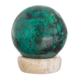 Chrysocolla Serenity Sphere