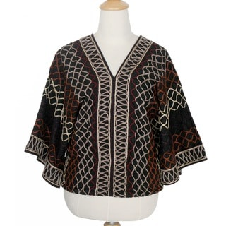 Cotton 'Lanna Pride' Blouse (Thailand)