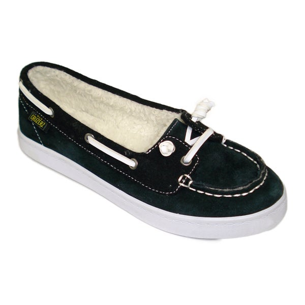 Cruzers 'Sail 2' Suede Slip-on Boating Shoes