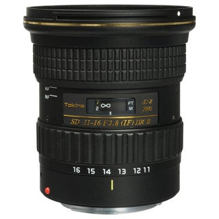 Tokina AT-X 116 PRO DX-II 11-16mm f/2.8 Lens for Canon Mount