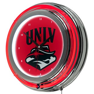 UNLV Neon Clock