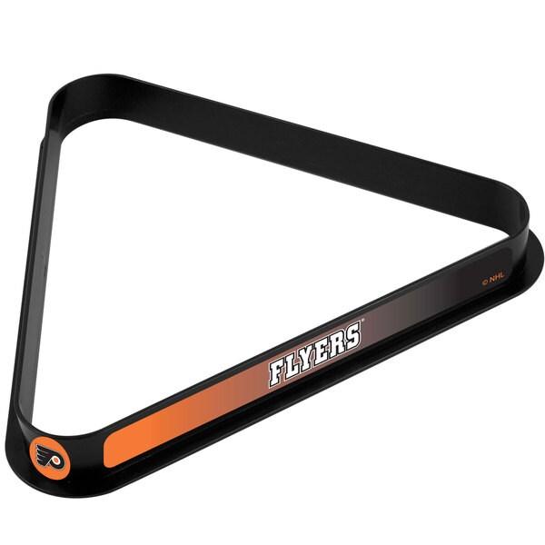NHL Philadelphia Flyers Billiard Ball Triangle Rack