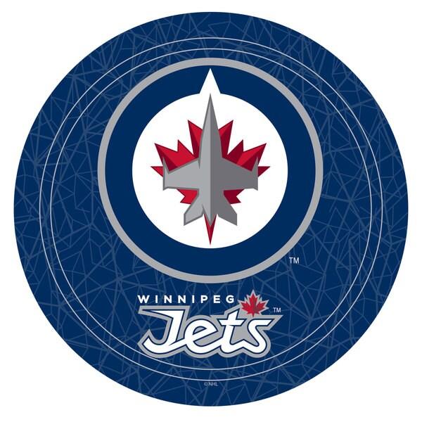 NHL Winnipeg Jets Billiard Ball Triangle Rack
