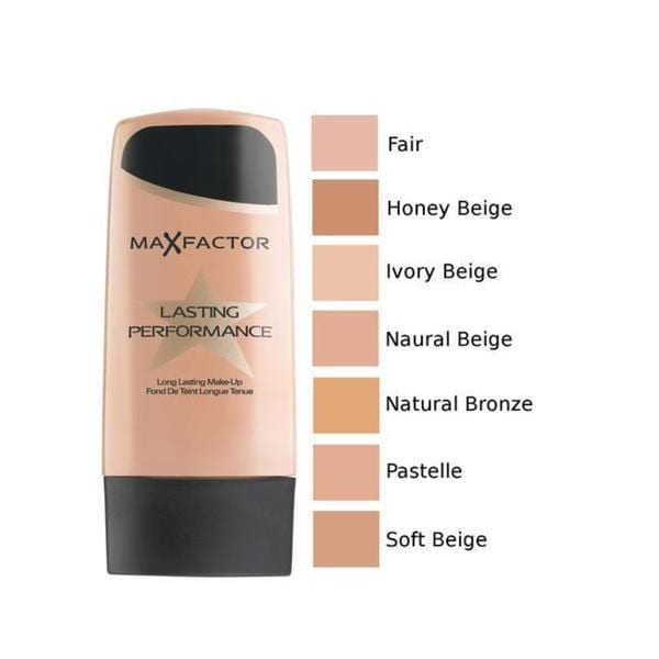 Max Factor Lasting Performance Natural Bronze109 Foundation