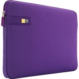"""Case Logic LAPS-116-PURPLE Carrying Case (Sleeve) for 16"""" Notebook - Purple - Thumbnail 0"""