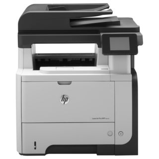 HP LaserJet Pro M521DN Laser Multifunction Printer - Monochrome - Pla