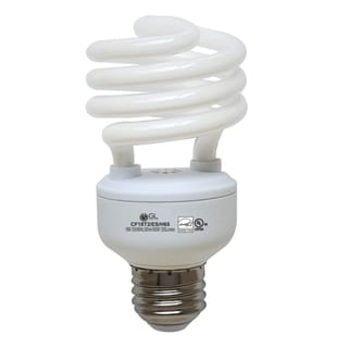 Goodlite G-10848 18-Watt CFL 1250-Lumen Daylight T2 Spiral Light Bulbs (Pack of 25)