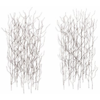 Iron Werks Winter Thicket Wall Sculpture
