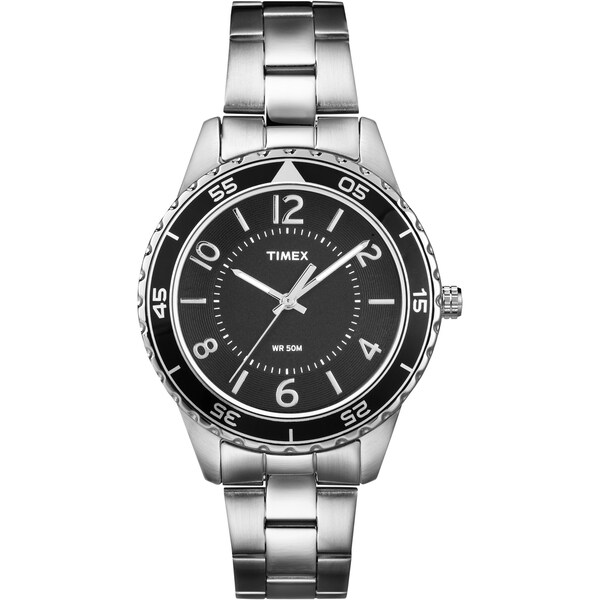 Shop Timex Women s Ameritus Sport Stainless Steel Bracelet Watch - Free  Shipping On Orders Over  45 - Overstock.com - 7712010 7fa4661e070