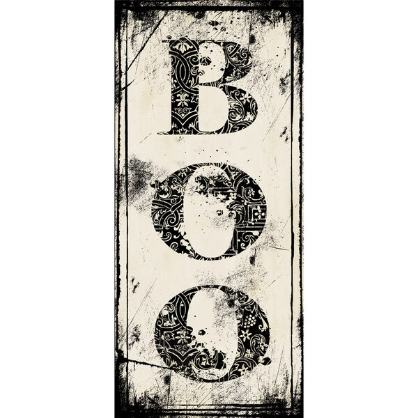 Stephanie Marrott 'Boo'  Paper Print (Unframed)