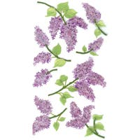 Jolee's Boutique Dimensional Stickers (Lovely Lilacs)