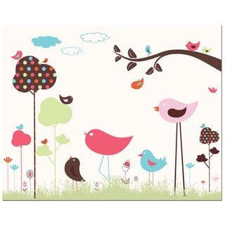 'Bird Valley' Print Art