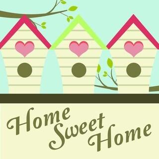 'Home Sweet Home' Print Art