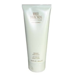 Elizabeth Taylor White Diamonds Women's 6.8-ounce Lotion