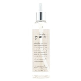 Philosophy Amazing Grace Satin Finish Body Oil Mist