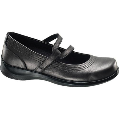 Women's Apex Janice Black Leather - Free Shipping Today - Overstock.com -  15117922