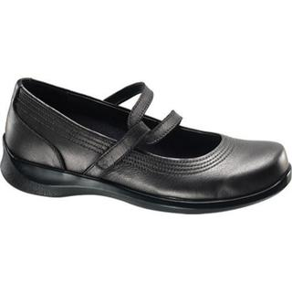 Women's Apex Janice Black Leather