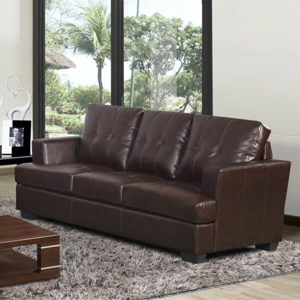 Nova Brown Sofa