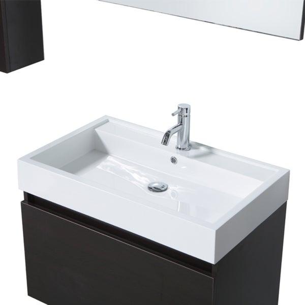 Chandler 20 inch single sink bathroom vanity set free - 20 inch bathroom vanity and sink ...