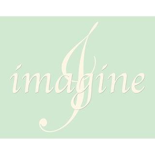 'Imagine' Print Art