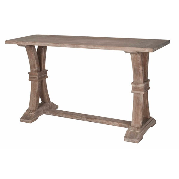 Devon Stone Wash Console Table