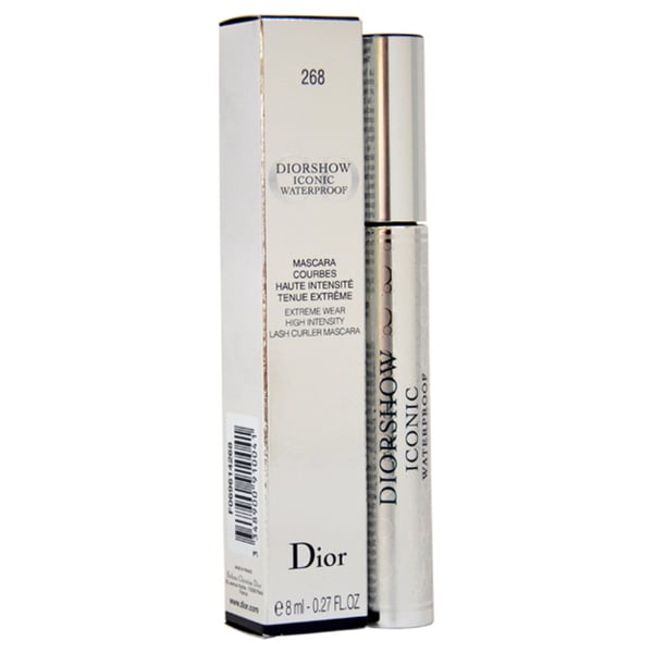 f35047a6852 Shop Dior Diorshow Iconic 268 Blue Waterproof Extreme Wear Mascara - Free  Shipping On Orders Over $45 - Overstock - 7713235
