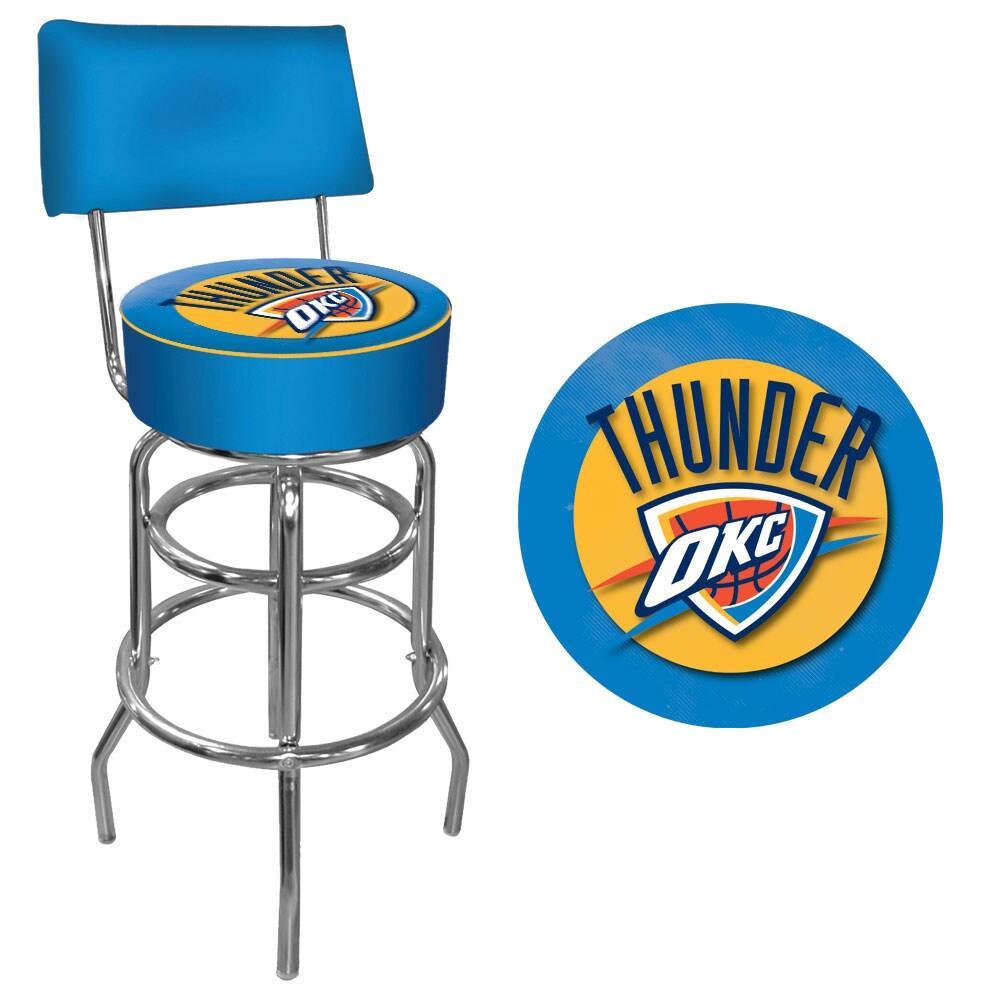 Trademark Games Officially Licensed NBA Padded Bar Stool ...