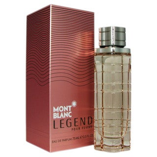 Mont Blanc Legend Women's 2.5-ounce Eau de Parfum Spray