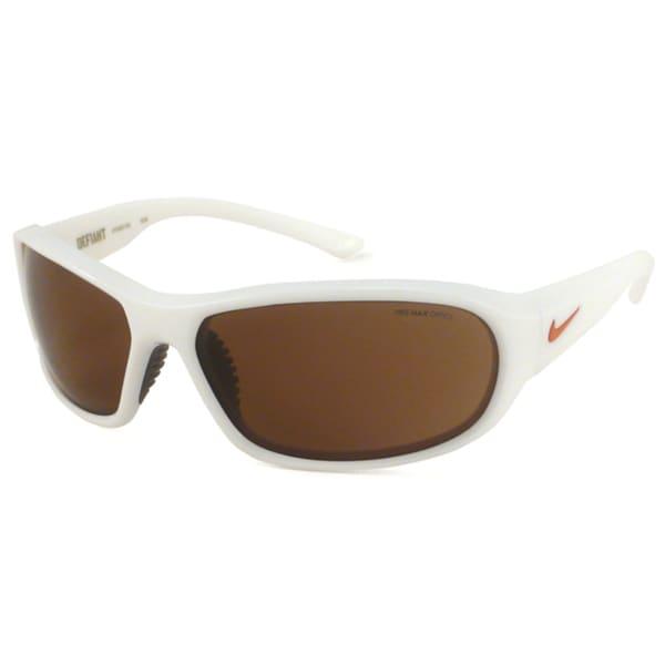 Nike Men's Defiant Wrap Sunglasses