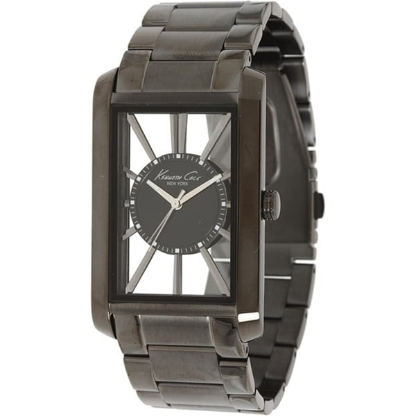 Kenneth Cole Men's 'Transparency KC9067' Stainless Steel Quartz Watch