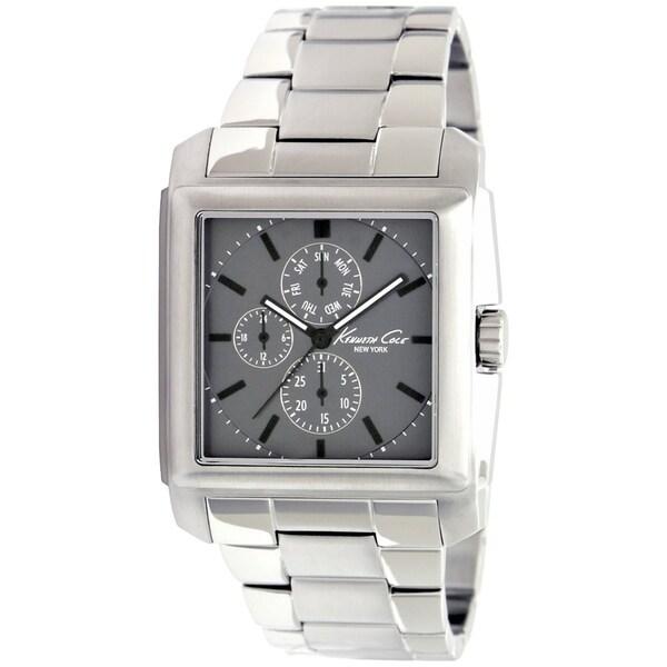 Kenneth Cole Men's 'Dress Sport KC9066' Stainless Steel Quartz Watch