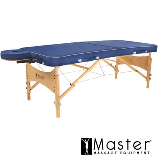 Master Massage 30-inch Bermuda Massage Table Package
