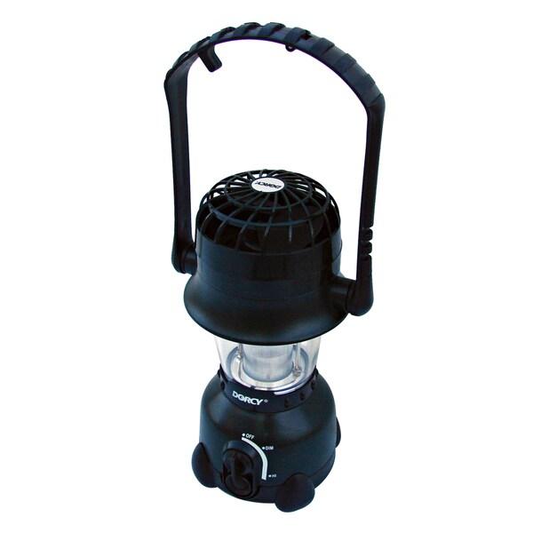 Dorcy Luminator Xenon Area Lantern with Flip-Top Fan 41-3110