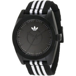 Adidas Men's Santiago Two-Tone Cloth Quartz Watch