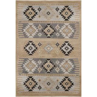 Meticulously Woven Southwestern Aztec Wheat Nomad Barley Area Rug (2' x 3')|https://ak1.ostkcdn.com/images/products/7714346/7714346/Meticulously-Woven-Southwestern-Aztec-Wheat-Nomad-Barley-Area-Rug-2-x-3-P15119148.jpg?impolicy=medium