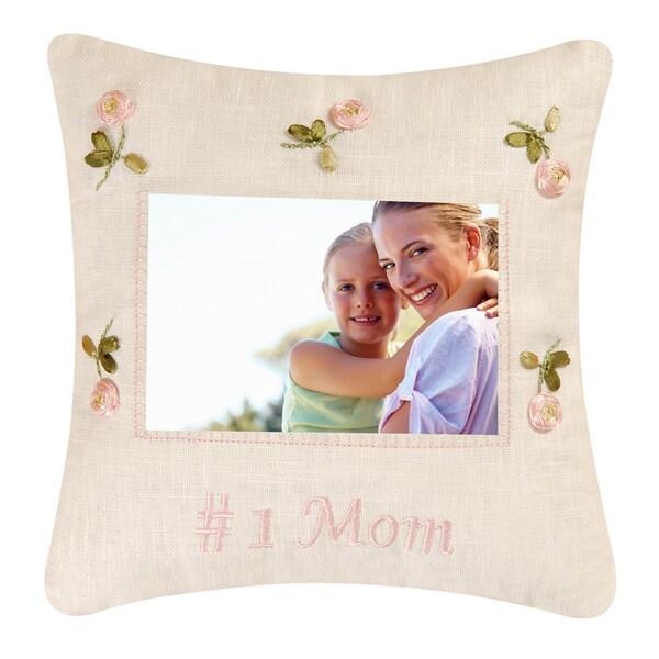 Photo Memory 10-inch x 10-inch Pillow