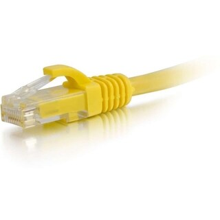 4ft Cat5e Snagless Unshielded (UTP) Network Patch Cable - Yellow