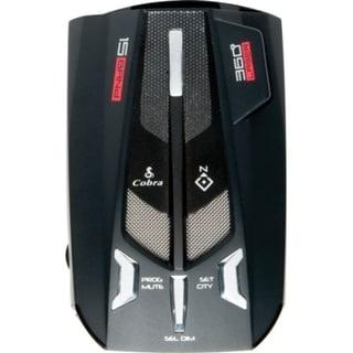 Cobra XRS 9770 Ultra Performance Digital Radar/Laser Detector with Di
