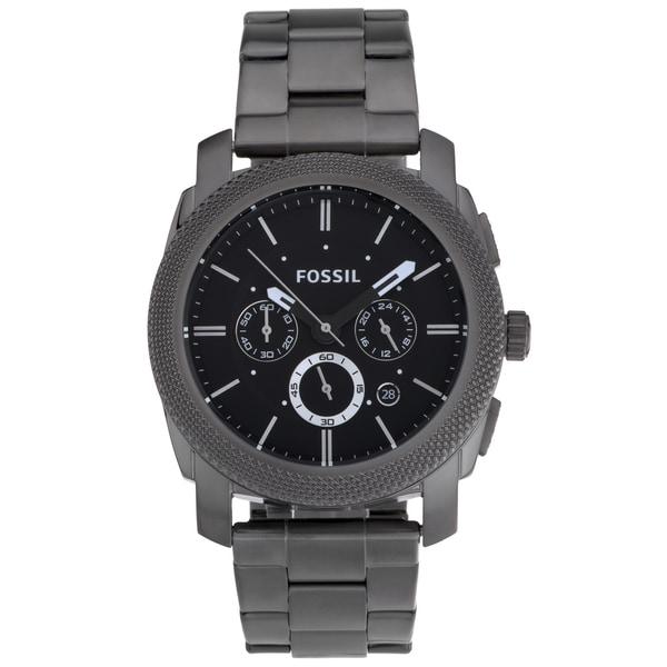 Men's Fossil Machine Series Chronograph Watch FS4662