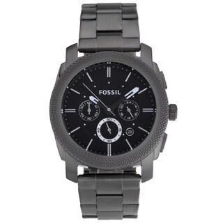 Fossil Men's FS4662 Machine Stainless Steel Watch