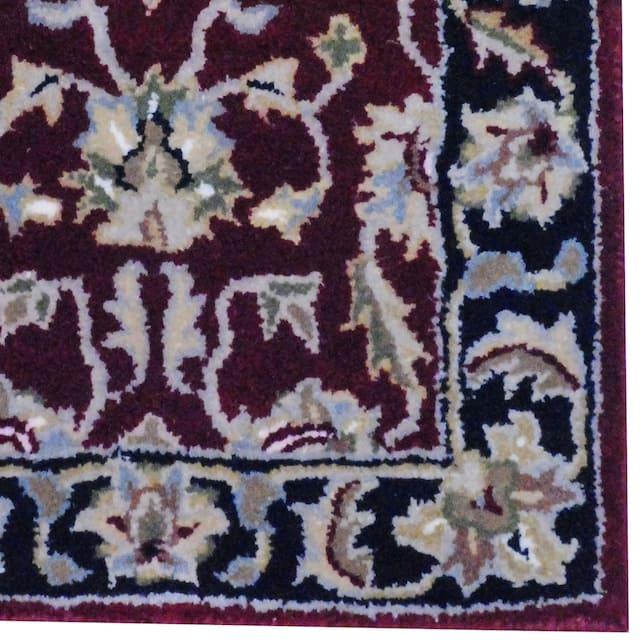 Herat Oriental Indo Mahal Wool Rug  - 2' x 3'
