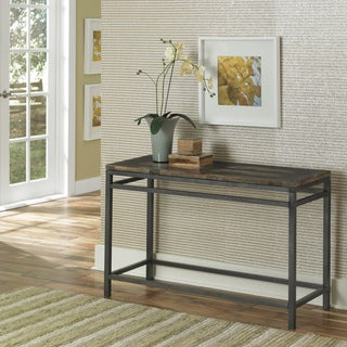 Home Styles 'Turn to Stone' Console Table