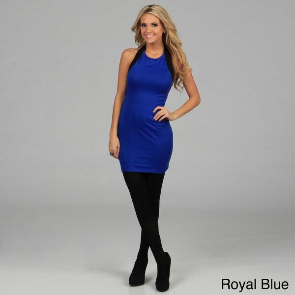 Miso Women's Color-blocked Ponte de Roma Dress